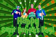TheWigglesonSt.Patrick'sDay