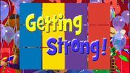 GettingStrong!TitleCard