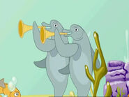DolphinsPlayingTrumpets