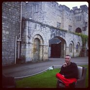 AnthonyFieldatTowerofLondon