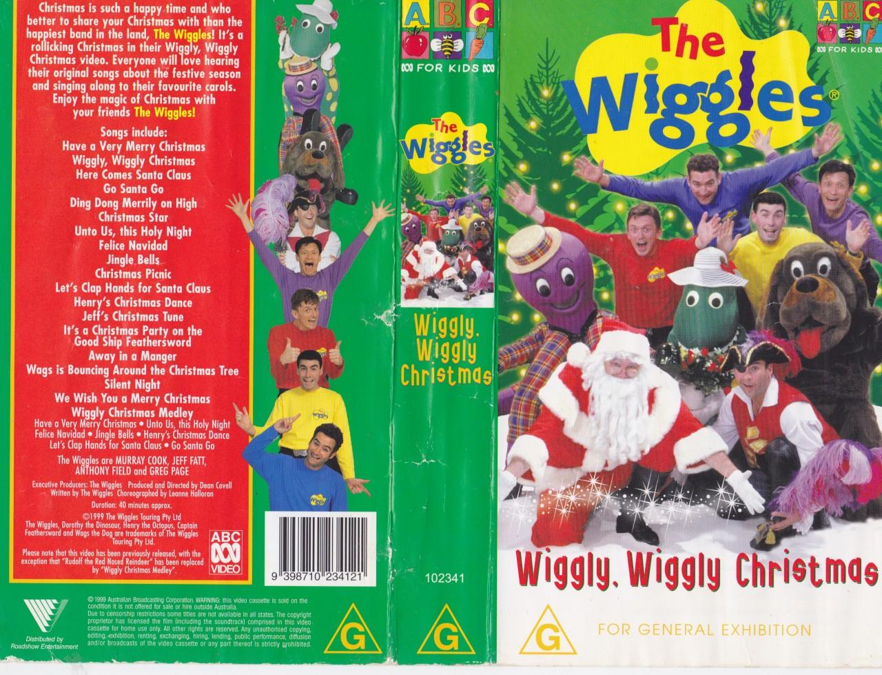 Image - Wiggly,WigglyChristmas1999Re-Release.jpg | Wigglepedia ...
