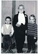 John, Patrick and Paul