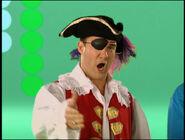 CaptainFeatherswordActingLikeanOperaSinger