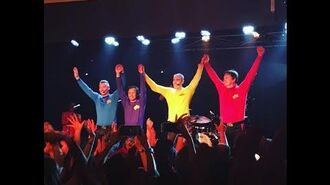 The Wiggles Reunion Melbourne FB Live Stream