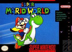 250px-Super mario world box