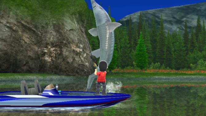 Wii Fishing Resort Wiki