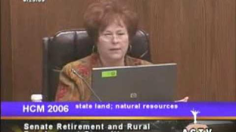 Arizona State Senator Sylvia Allen (R) says Earth is 6,000 years old