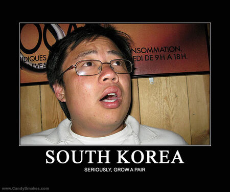 South koreademotivation