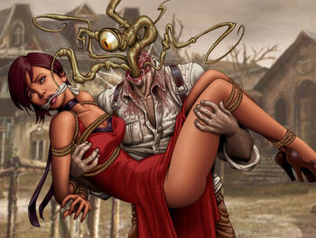 Bride of Plagus Gagged Desktop by DrewGardner