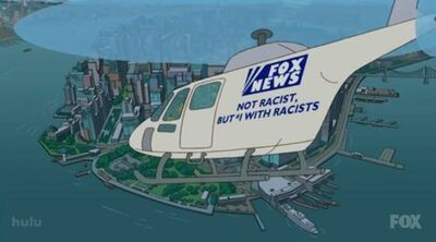 Foxnewsnotracist