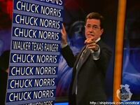 Chuck Norris Dead To Me