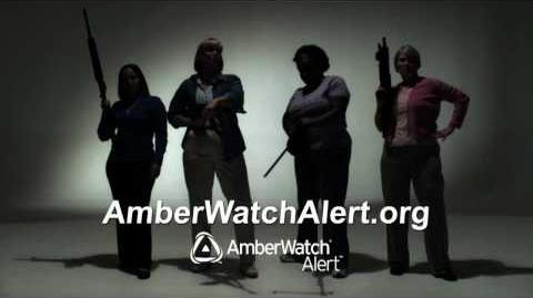 Moms with Guns - AmberWatch Alert PSA