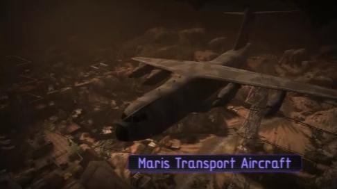 Maris Transport Aircraft
