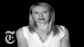 Naomi Watts Interview Screen Test The New York Times