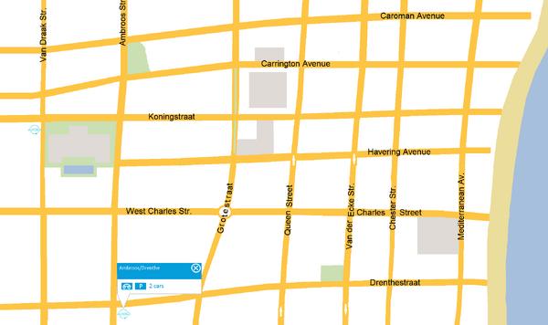 Autogo map