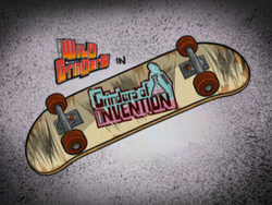 Grinders of Invention Title Card