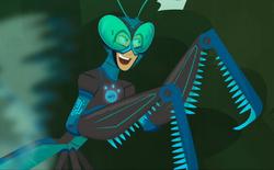 Prey.mantis.power