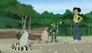 Lemur Stink Fight.Wk.12