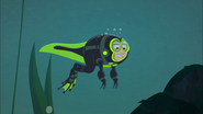 Tadpole Power (with arms)