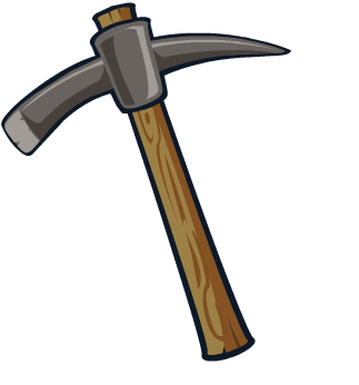 pickaxe wild ones wiki fandom powered by wikia wild turkey clip art images Wild Turkey Clip Art Black and White