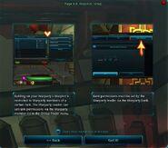 Warplot setup page4