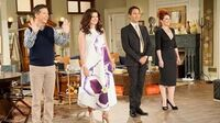 "***AWESOME*** - ""Will & Grace"" behind-the-scenes photo collage video."