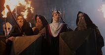 Bavmorda and druids