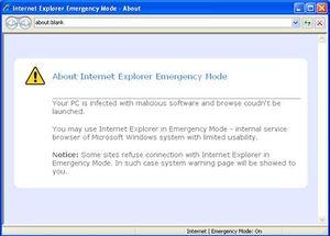 Internet-Explorer-Emergency-Mode