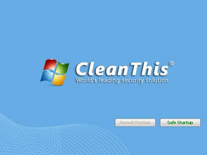 Cleanthis-clean-this-virus-startup-screenshot