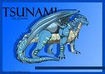 Tsunamithe seawing