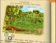 Best Wishes Winnie The Pooh Title Card