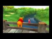 Kingdom Hearts Poohsticks Bridge