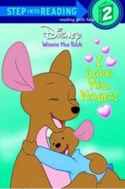 Winnie the Pooh - I Love You, Mama! Cover