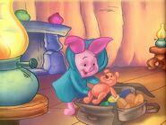 Piglet Pooh Teddy