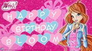 Happy Birthday Bloom 2014