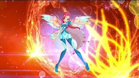 Winx Club Bloomix Transformation (with Bloom) HD-0