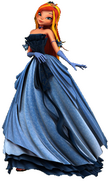 Bloom Domino Gown Movie 1 (Artwork)
