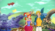 Winx 704 -- Bloom and Sky 2