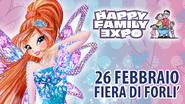 Winx Club - Le Winx volano all'Happy Family Expo!