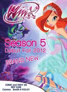 Winx Club Season 5 Promotional Poster