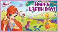 Winx Club - Happy Earth Day 2016 (Facebook)
