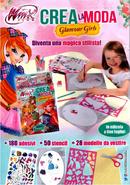 Winx Club CREA LA MODA Glamour Girls Book Ad