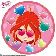 Winx Emoji (Bloom)