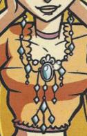 Morgana's Necklace (on Stella)