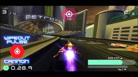 Wipeout - Through the Ages - The Weapons