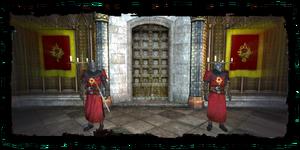 Places Cloister guards