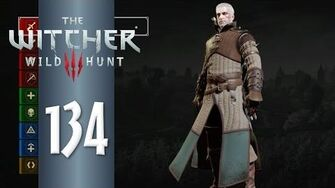 Enhanced Bear School Gear - The Witcher 3 DEATH MARCH! Part 134 - Let's Play Hard