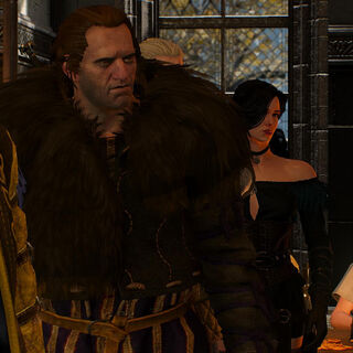 (from left) Otrygg, Blueboy and Yennefer