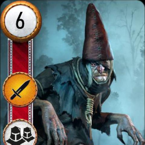 Gwent card