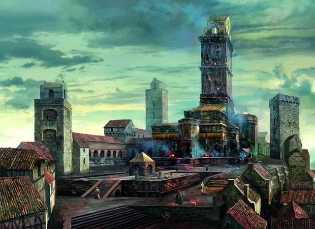 File:Tw3 concept art town.jpg
